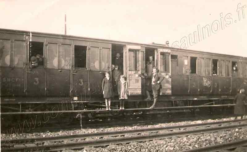 gare conthil 1930